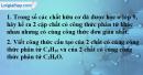 Bài 24.6 trang 36 SBT hóa học 11