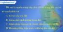 Câu 3 trang 47 SBT địa 10