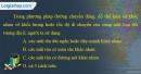 Câu 4 trang 7 SBT địa 10