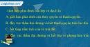 Câu 3 trang 54 SBT địa 10