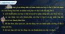 Câu 5 trang 55 SBT địa 10