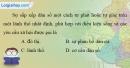 Câu 1 trang 66 SBT địa 10