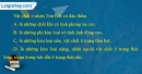 Câu 2 trang 21 SBT địa 10