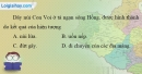 Câu 8 trang 24 SBT địa 10