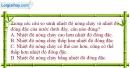 Bài 24-25.2 trang 73 SBT Vật lí 6