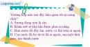 Bài 24-25.8 trang 74 SBT Vật lí 6