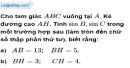 Bài 27 trang 107 SBT toán 9 tập 1