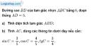 Bài 32 trang 108 SBT toán 9 tập 1