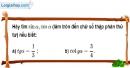 Bài 34 trang 108 SBT toán 9 tập 1