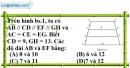 Bài 4.1 phần bài tập bổ sung trang 85 SBT toán 8 tập 1