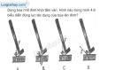 Bài 4.11 trang 15 SBT Vật lí 8