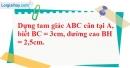 Bài 50 trang 86 SBT toán 8 tập 1