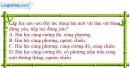 Bài 5.1 trang 16 SBT Vật lí 8