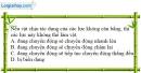 Bài 5.10 trang 17 SBT Vật lí 8