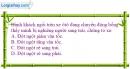 Bài 5.3 trang 16 SBT Vật lí 8