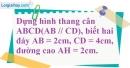 Bài 54 trang 86 SBT toán 8 tập 1