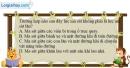 Bài 6.15 trang 22 SBT Vật lí 8
