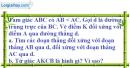 Bài 66 trang 87 SBT toán 8 tập 1