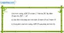 Bài 1.22 trang 28 SBT hình học 11