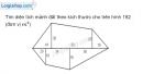 Bài 50 trang 164 SBT toán 8 tập 1
