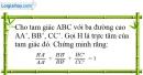 Bài 51 trang 166 SBT toán 8 tập 1