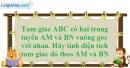 Bài 54 trang 166 SBT toán 8 tập 1