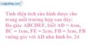 Bài 6.1 phần bài tập bổ sung trang 164 SBT toán 8 tập 1