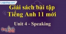 Speaking - Unit 4 SBT Tiếng anh 11 mới