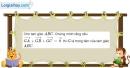Bài 1.23 trang 31 SBT hình học 10