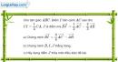 Bài 1.30 trang 32 SBT hình học 10