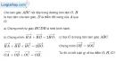 Bài 1.35 trang 32 SBT hình học 10