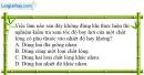 Bài 26-27.14 trang 78 SBT Vật Lí 6