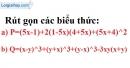 Bài 3.3 phần bài tập bổ sung trang 8 SBT toán 8 tập 1