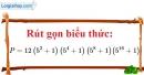 Bài 3.4 phần bài tập bổ sung trang 8 SBT toán 8 tập 1