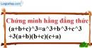 Bài 3.5 phần bài tập bổ sung trang 8 SBT toán 8 tập 1