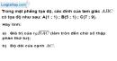 Bài 36 trang 108 SBT toán 9 tập 1