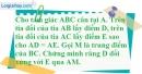 Bài 6.2 phần bài tập bổ sung trang 88 SBT toán 8 tập 1