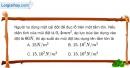 Bài 7.12 trang 25 SBT Vật lí 8