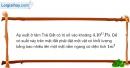 Bài 7.13 trang 25 SBT Vật lí 8