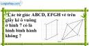 Bài 73 trang 89 SBT toán 8 tập 1