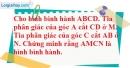 Bài 75 trang 89 SBT toán 8 tập 1