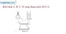 Bài 8.1 trang 26 SBT Vật lí 8