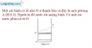 Bài 8.5 trang 27 SBT Vật lí 8