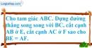 Bài 91 trang 91 SBT toán 8 tập 1