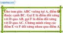 Bài 95 trang 92 SBT toán 8 tập 1