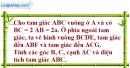 Bài 56 trang 166 SBT toán 8 tập 1