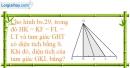 Bài II.5 phần bài tập bổ sung trang 167 SBT toán 8 tập 1