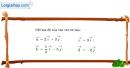 Bài 1.36 trang 41 SBT hình học 10