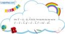 Bài 1.38 trang 42 SBT hình học 10
