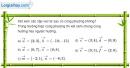 Bài 1.39 trang 42 SBT hình học 10